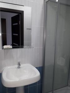 A bathroom at Airoport Hotel Anapa