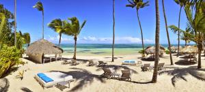 A view of the pool at Catalonia Royal Bavaro - All Inclusive - Adults Only or nearby