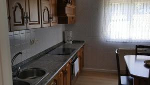 Una cocina o zona de cocina en Casa Ramallal