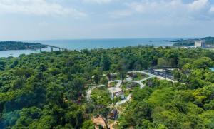 Independence Hotel Resort & Spa с высоты птичьего полета