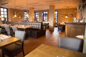 Ресторан / где поесть в Hotel Restaurant Haus Vorst