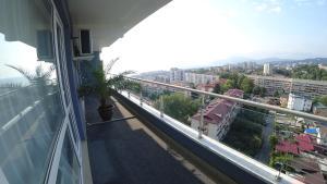 Балкон или терраса в Apart-Mazhor