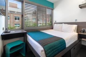 Un ou plusieurs lits dans un hébergement de l'établissement Pod Brooklyn