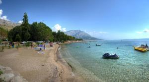 Plaža pokraj privatnih smještaja ili u blizini