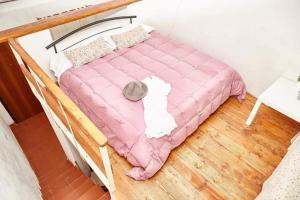 Letto o letti in una camera di Borgo S.Maria Di Vulci