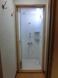 A bathroom at Mt Fuji Hostel Michael's