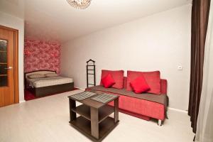 Гостиная зона в Apartment Alexandria on Pirogova 4