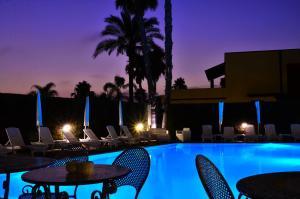Piscina di Hotel Agorà o nelle vicinanze