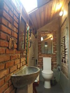 A bathroom at Highbury Colombo