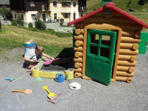 Děti v ubytování Al Molino