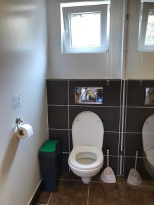 A bathroom at Nord Marina Guesthouse