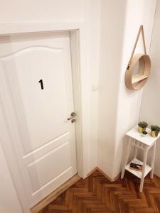 Kupaonica u objektu Apartment Saraga Centre 1