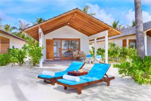 Бассейн в Innahura Maldives Resort или поблизости