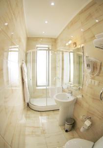 Ванная комната в Санаторий Актер