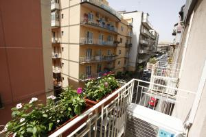A balcony or terrace at Casa Sofia