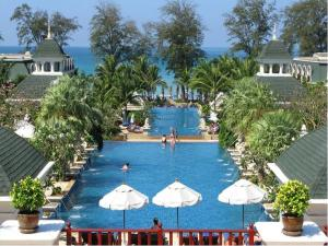 A view of the pool at Phuket Graceland Resort and Spa or nearby