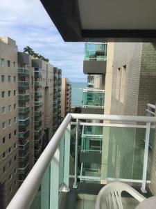 A balcony or terrace at JTR Mexico Vista Mar
