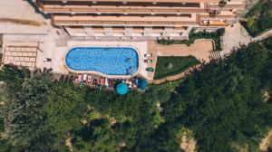 Отель Олимпия с высоты птичьего полета