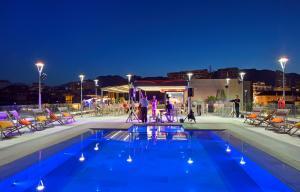 The swimming pool at or near Melia Costa del Sol