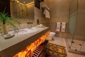 A bathroom at Hotel De La Soledad