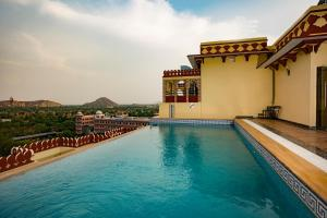 The swimming pool at or close to Umaid Haveli Hotel & Resorts