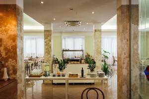 Ristorante o altro punto ristoro di Hotel Montecarlo