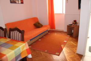 Гостиная зона в Dudić apartmani