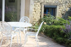 Terrasse ou espace extérieur de l'établissement La Goélette