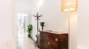Salle de bains dans l'établissement House of Pomegranates