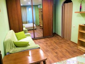 Гостиная зона в Апартаменты Звенигородское Шоссе