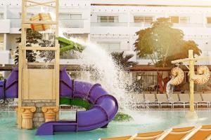 Waterpark bij het hotel of in de buurt