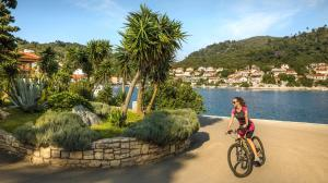 Biking at or in the surroundings of Aminess Lume Hotel