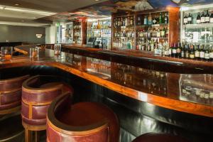 Лаундж или бар в Hotel Shangri-La