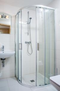 A bathroom at Anioł Morski