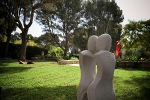 Jardin de l'établissement Villa Serena