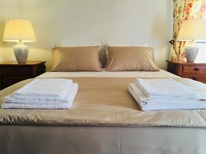 A bed or beds in a room at Vista Azul