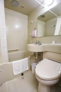 A bathroom at Toyoko Inn Seoul Gangnam