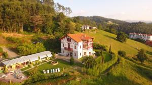A bird's-eye view of Hotel Villa Itsaso