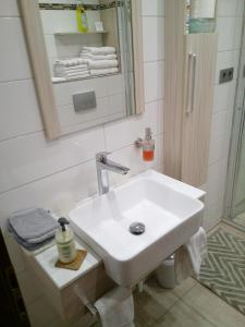 A bathroom at Appartement Willmeroth