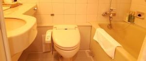 A bathroom at Hotel Grand Terrace Toyama