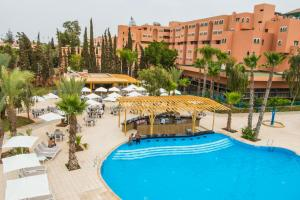 A view of the pool at LABRANDA Rose Aqua Parc or nearby