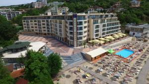 A bird's-eye view of Royal Grand Hotel and Spa - All Inclusive