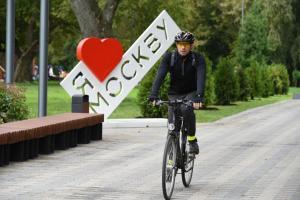 Катание на велосипеде по территории OasisFlat near Zoo или окрестностям