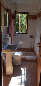Ένα μπάνιο στο Η Φιλοξενία