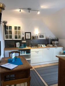 Küche/Küchenzeile in der Unterkunft Villa Provence