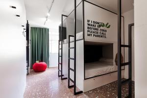 Litera o literas de una habitación en 2060 The Newton Hostel