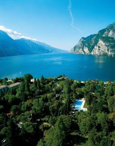 A bird's-eye view of Du Lac Et Du Parc Grand Resort