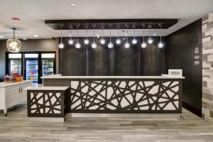 The lobby or reception area at Homewood Suites by Hilton Burlington