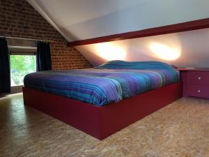 Een bed of bedden in een kamer bij Wolfshaegen 180