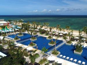 A view of the pool at FUSAKI BEACH RESORT HOTEL & VILLAS or nearby